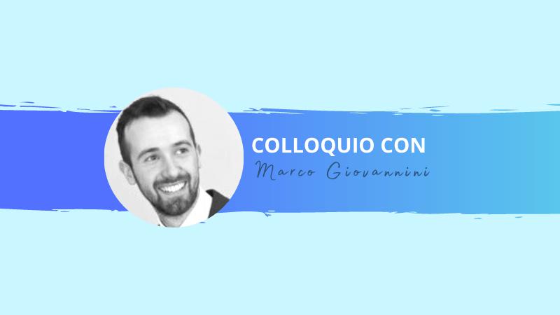 COLLOQUIO CON MARCO